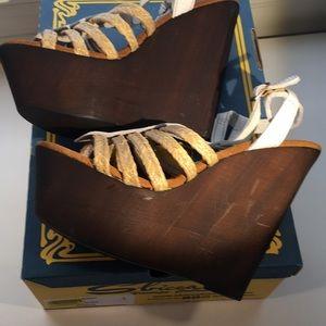 5a3ede7c2c1d Sbicca Shoes - Sbicca Vintage Collection Bimini Wedges